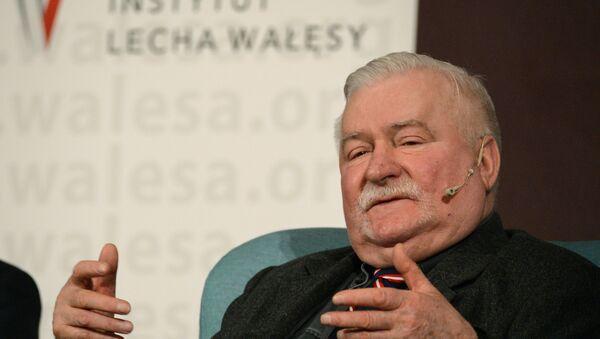 Бывший президент Польши Лех Валенса - Sputnik Армения