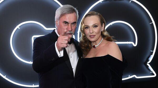Валерий Меладзе и Альбина Джанабаева - Sputnik Армения
