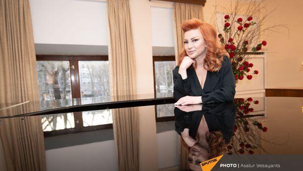 Певица Сона - Sputnik Армения