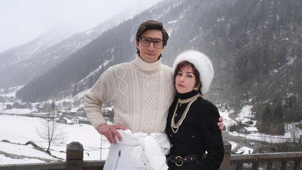 Что происходит на съемках «Дома Гуччи»? Показывает Леди Гага - Sputnik Армения
