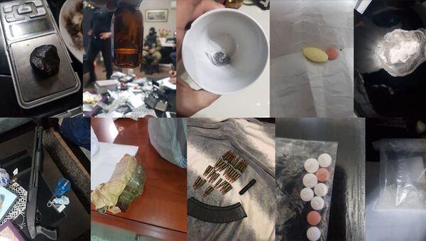 Ապօրինի զենք-զինամթերք ու թմրամիջոցներ․ կալանավորված տղամարդ․ ոստիկանության նոր բացահայտումը - Sputnik Արմենիա