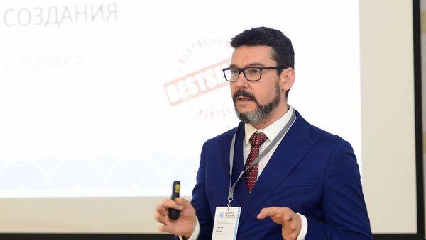 Эксперт по российскому ретейлу Сергей Лищук - Sputnik Армения