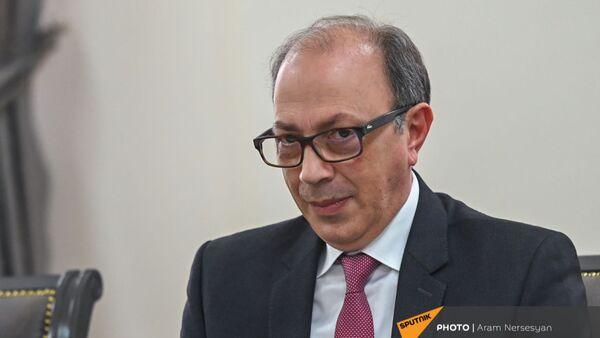 Министр иностранных дел Ара Айвазян  - Sputnik Армения