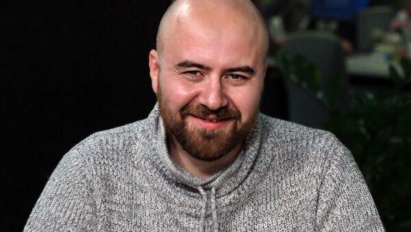 Вице-президент Независимого топливного союза Дмитрий Гусев - Sputnik Армения