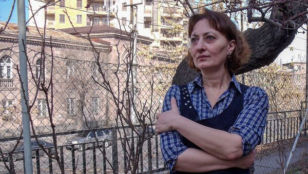 Рузанна Хачатрян - Sputnik Արմենիա