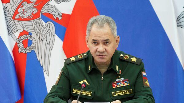 Рабочая поездка министра обороны РФ С. Шойгу в войска ЦВО - Sputnik Армения