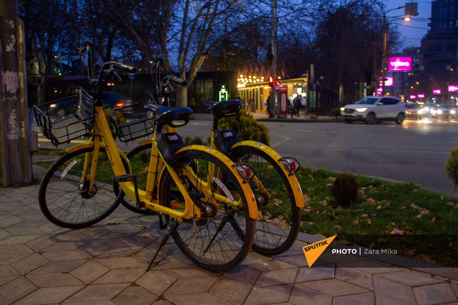 Փոքրիկ դրախտ հեծանվորդների համար. Վանաձորում հեծանիվ քշելն ավելի անվտանգ է, քան Երևանում - Sputnik Արմենիա, 1920, 07.06.2021