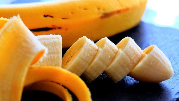 Нарезанный банан - Sputnik Армения