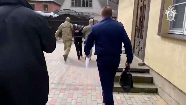 Кадры задержания участников украинского молодежного радикального неонацистского сообщества МКУ в Геленджике и Ярославле - Sputnik Армения