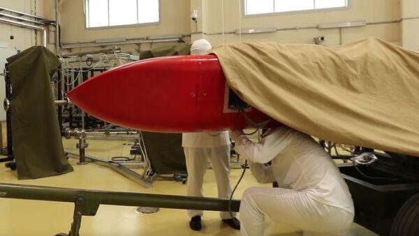 Испытания крылатой ракеты с ядерным двигателем «Буревестник» - Sputnik Армения