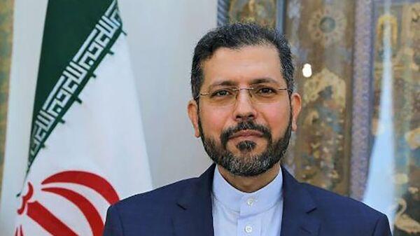 Официальный представитель министерства иностранных дел Ирана Саид Хатибзаде - Sputnik Армения