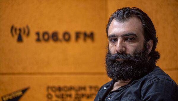 Кинорежиссер Дживан Аветисян в гостях радио Sputnik - Sputnik Армения