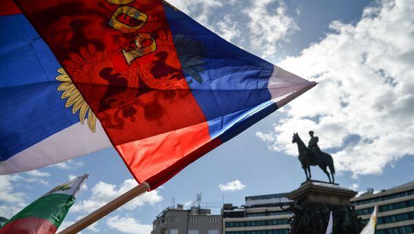 Празднование 140-летия освобождения Болгарии от османского ига - Sputnik Армения