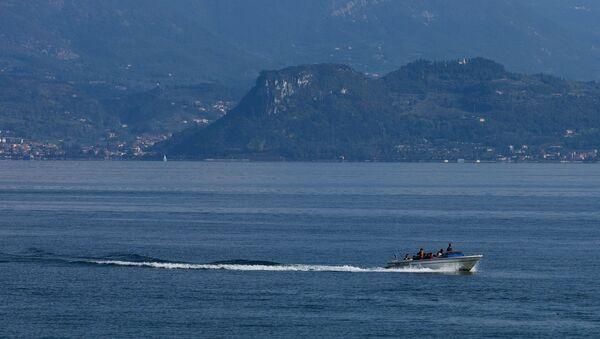озеро в Италии - Sputnik Армения