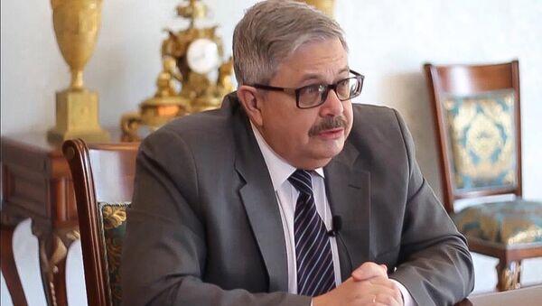 Чрезвычайный и Полномочный Посол России в Турции Алексей Ерхов - Sputnik Армения