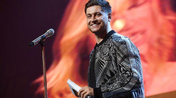 Давид Манукян (DAVA) на церемонии вручения Российской Национальной Музыкальной Премии Виктория (3 декабря 2020). Москвa - Sputnik Արմենիա