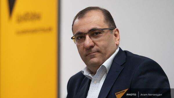 Ара Сагателян в гостях радио Sputnik - Sputnik Արմենիա