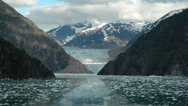 Трейси Арм фьорд, ледник Сойер, Аляска - Sputnik Армения