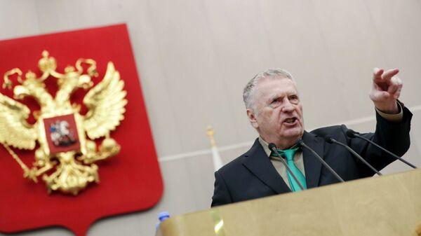 Վլադիմիր Ժիրինովսկի - Sputnik Արմենիա