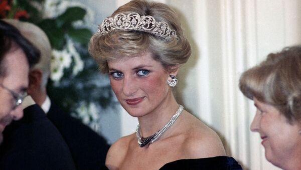 Принцесса Диана - Sputnik Армения