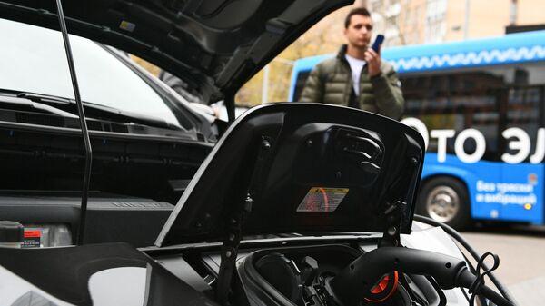 Электромобиль  - Sputnik Армения