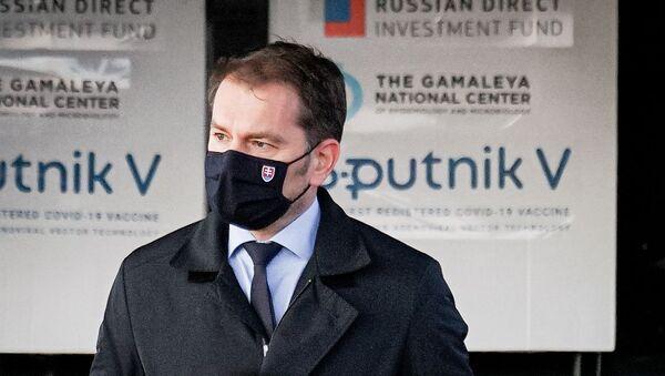 Вакцина Sputnik V доставлена в Словакию - Sputnik Արմենիա
