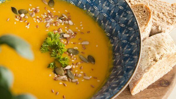 Суп-пюре из тыквы - Sputnik Армения