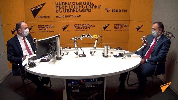 Արսեն Թորոսյան. «Վարչապետի ճանապարհային քարտեզի իրագործման առումով կա զգալի առաջընթաց» - Sputnik Արմենիա