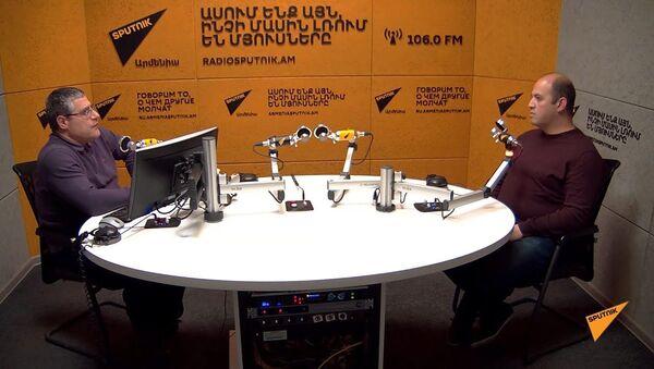 Մելիք–Շահնազարյան. «Թուքիայի կողմից վարձված ահաբեկիչները կօգտագործվեն նաև ԱՊՀ մյուս երկրներում» - Sputnik Արմենիա