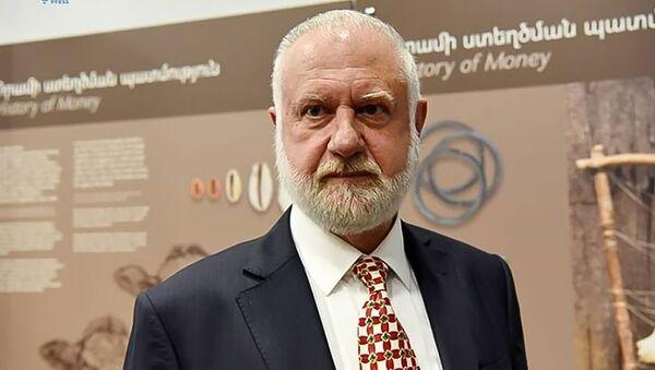Каро Кебабджян - Sputnik Армения