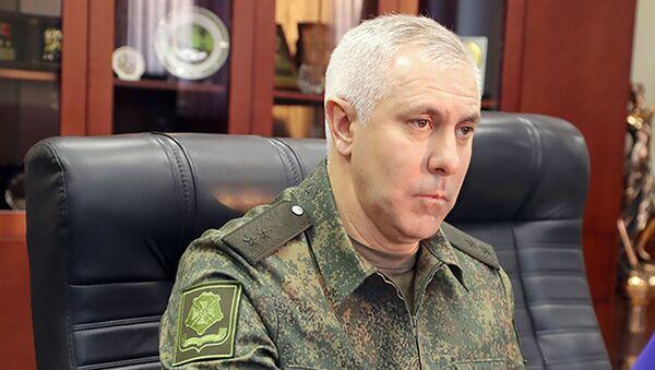 Командующий российским миротворческим контингентом, генерал-лейтенант Рустам Мурадов - Sputnik Армения