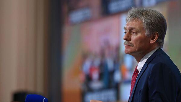 Заместитель руководителя администрации президента, пресс-секретарь президента РФ Дмитрий Песков - Sputnik Армения