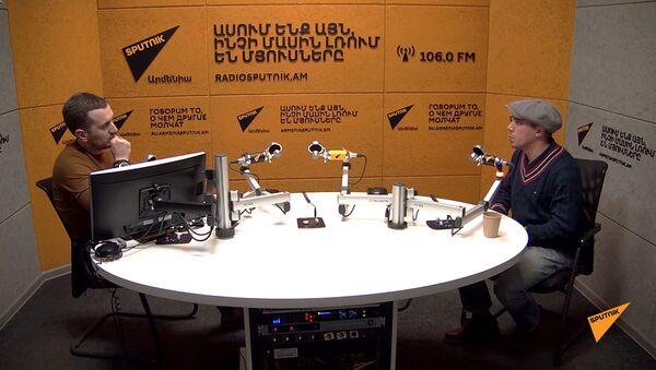 Հարցազրույց Արամ Պաչյանի հետ. «Խարխափում ենք կարկատաններով» - Sputnik Արմենիա