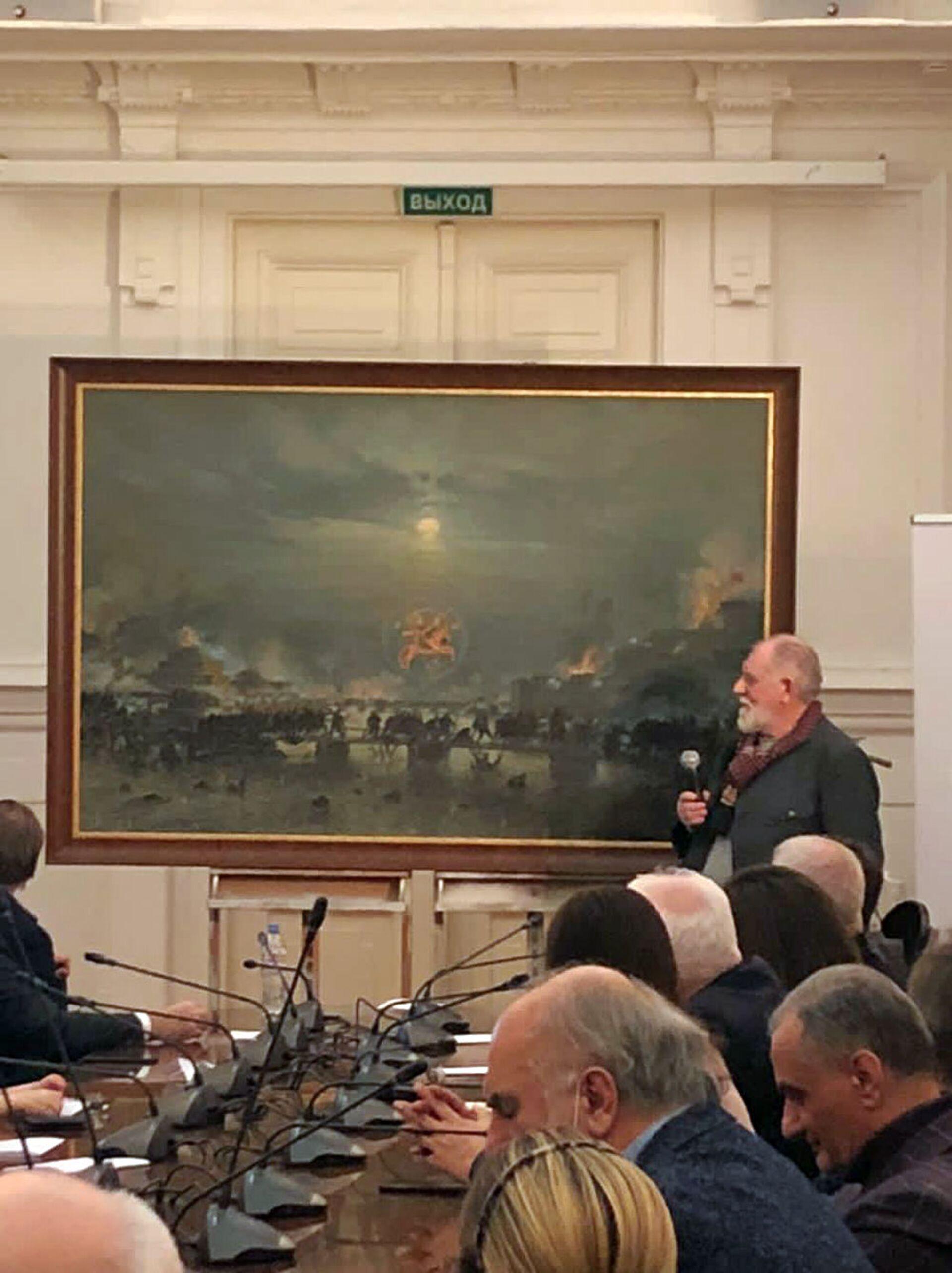 Как народный художник России взял крепость Карса - Sputnik Армения, 1920, 04.04.2021