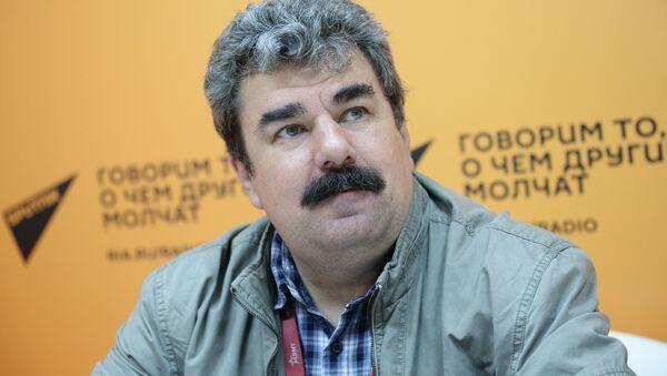 Военный эксперт, коммерческий директор журнала Арсенал Отечества Алексей Леонков - Sputnik Армения