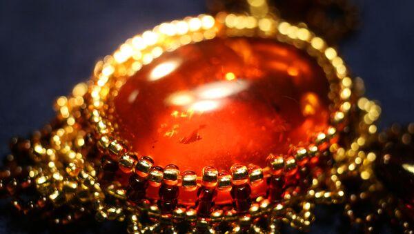 Колье из янтаря - Sputnik Армения