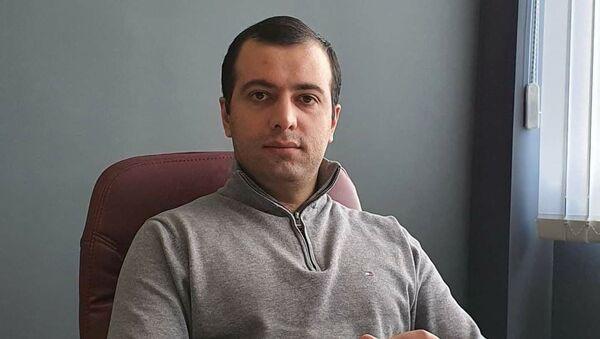 Юрист Арсен Ованнисян - Sputnik Արմենիա