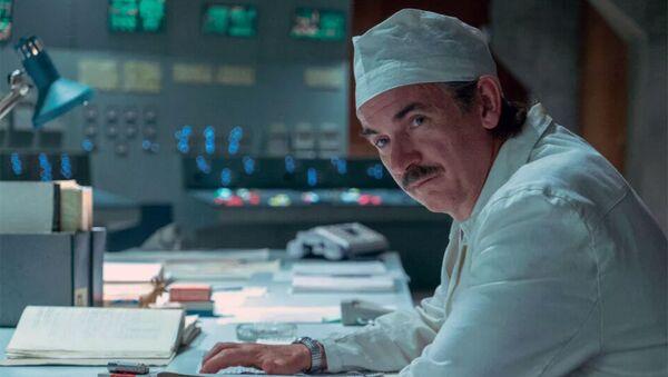 Актер Пол Риттер в сериале Чернобыль - Sputnik Արմենիա