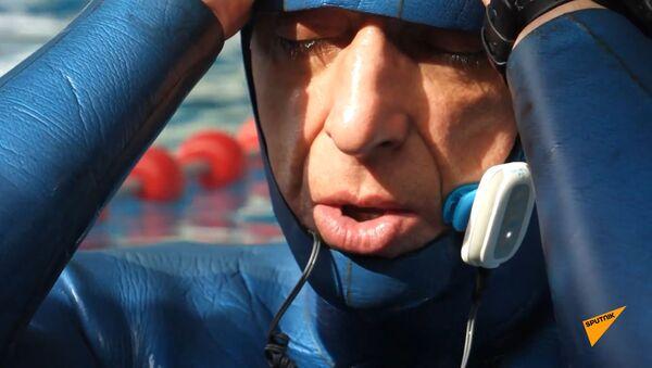 Խորվաթ սուզալողորդը  աշխարհի ռեկորդ է սահմանել  - Sputnik Արմենիա