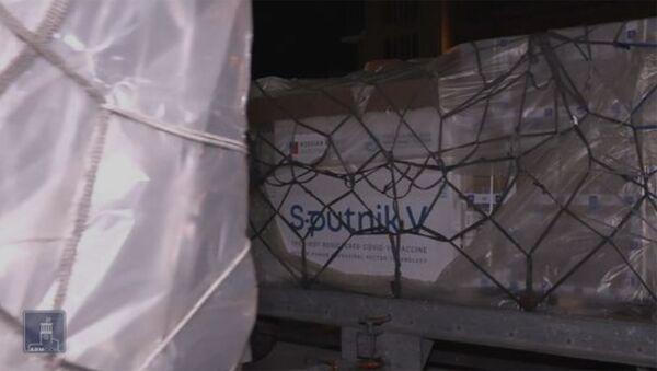 15000 դեղաչափ ռուսական «Sputnik-V» պատվաստանյութ է ներկրվել Հայաստան - Sputnik Армения