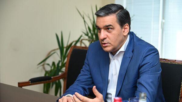 Омбудсмен Арман Татоян - Sputnik Արմենիա
