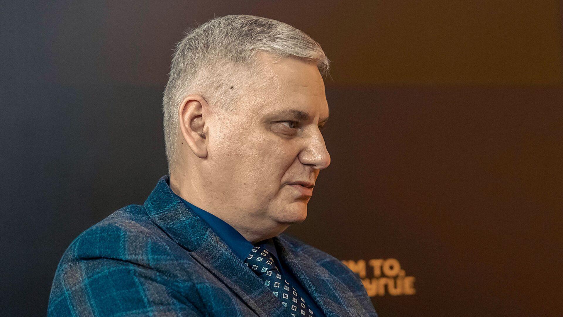 Сергей Маркедонов в гостях радио Sputnik - Sputnik Армения, 1920, 28.07.2021