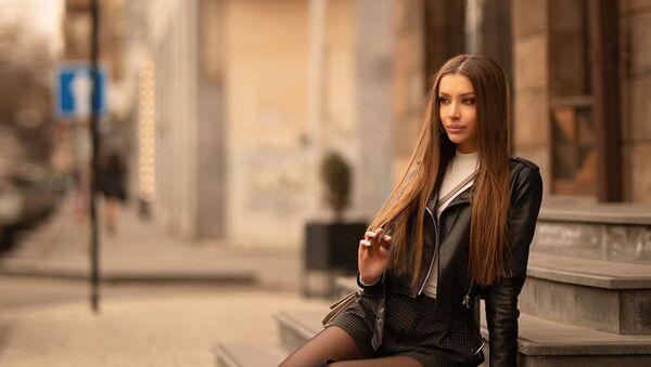 Даяна Давтян, представлявшая Армению на конкурсе «Мисс Вселенная 2019» - Sputnik Արմենիա