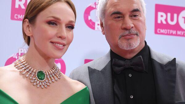Певцы Валерий Меладзе и Альбина Джанабаева - Sputnik Армения