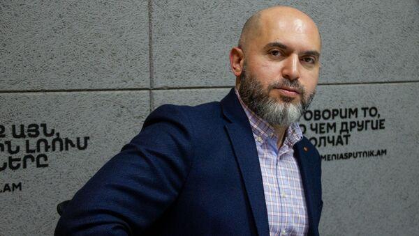 Армен Ашотян в гостях радио Sputnik - Sputnik Արմենիա