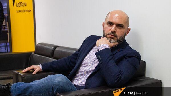 Армен Ашотян в гостях радио Sputnik - Sputnik Армения