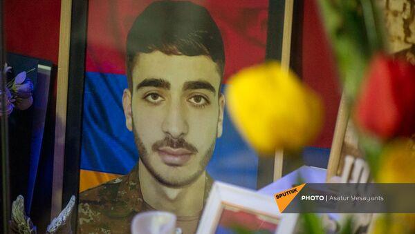 Портрет Нерсеса Нерсисяна - Sputnik Армения