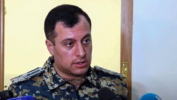 Борис Авагян отвечает на вопросы журналистов (19 апреля 2021). Еревaн - Sputnik Արմենիա