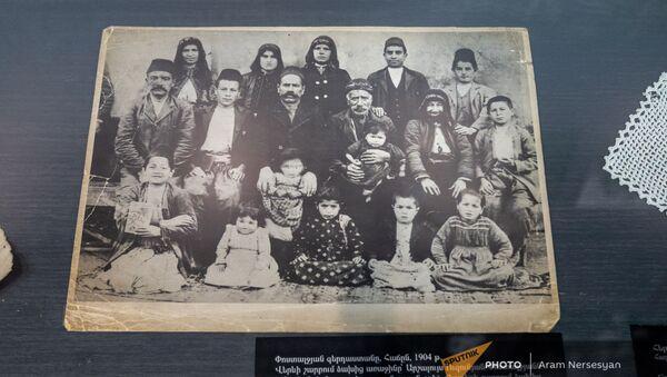 Экспозиция музея Геноцида армян - Sputnik Армения