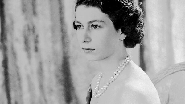 Принцесса Елизавета, 1949 год - Sputnik Армения